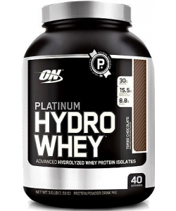 Optimum Nutrition Platinum HydroWhey (1600 грамм, 41 порция)
