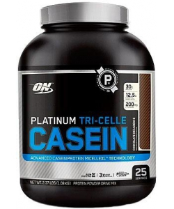 Optimum Nutrition  Platinum Tri-Celle Casein Optimum (1030 грамм, 25 порций)