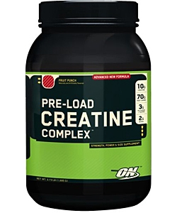 Optimum Nutrition Pre-Load Creatine Complex (1800 грамм, 38 порций)