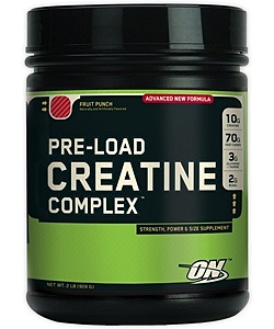 Optimum Nutrition Pre-Load Creatine Complex (909 грамм, 19 порций)