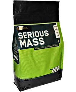 Optimum Nutrition Serious Mass (5455 грамм)