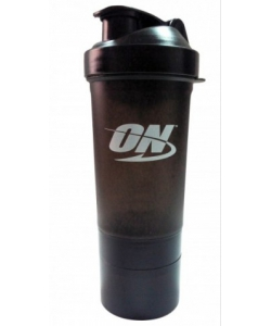 Optimum Nutrition Shaker 3 in 1 with metal ball (600 мл)