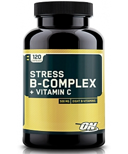Optimum Nutrition Stress B-Complex + Vitamin C (120 капсул)