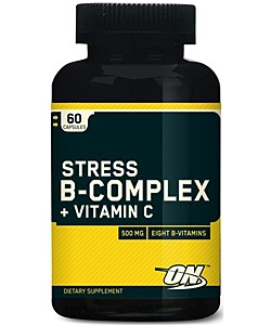 Optimum Nutrition Stress B-Complex + Vitamin C (60 капсул)