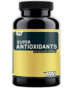 Optimum Nutrition Super Antioxidants (120 капсул)