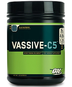 Optimum Nutrition Vassive-C5 (555 грамм)