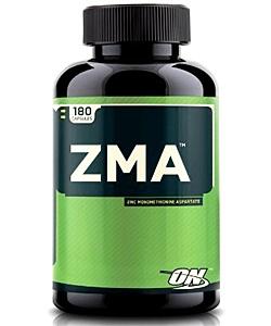 Optimum Nutrition ZMA (180 капсул, 60 порций)