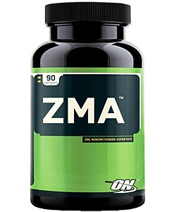 Optimum Nutrition ZMA (90 капсул, 30 порций)