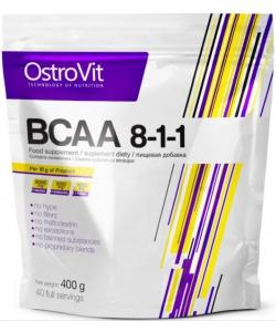 OstroVit BCAA 8-1-1 (400 грамм, 40 порций)