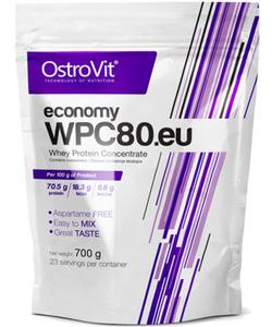 OstroVit Economy WPC80.eu (700 грамм, 23 порции)