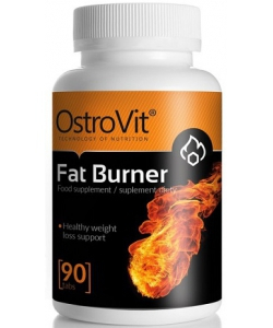 OstroVit Fat Burner (90 таблеток, 30 порций)