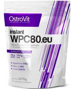 OstroVit Instant WPC80.eu (2270 грамм, 75 порций)