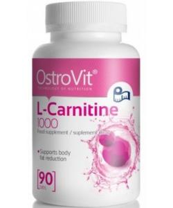 OstroVit L-Carnitine 1000 (90 таблеток, 90 порций)