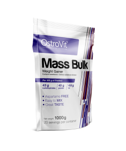 OstroVit Mass Bulk (1000 грамм, 20 порций)