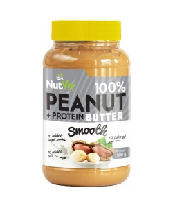 Ostrovit Peanut + Protein Butter (500 грамм, 20 порций)