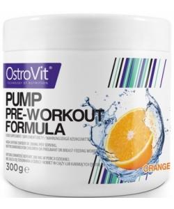 OstroVit PUMP Pre-Workout Formula (300 грамм)