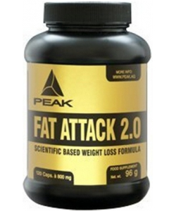 Peak Fat Attack 2.0 (120 капсул)