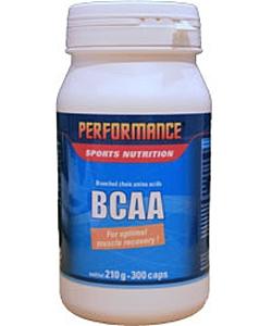 Performance BCAA (300 капсул, 50 порций)