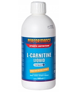 Performance L-Carnitine Liquid (500 мл)