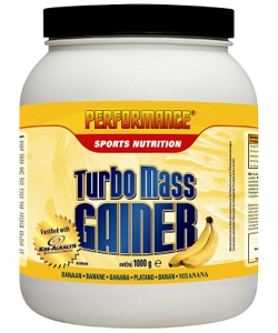 Performance Turbo Mass Gainer (1000 грамм)