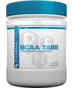 Pharma First Bcaa Tabs (320 таблеток, 64 порции)