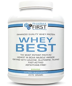 Pharma First Whey Best (2270 грамм)