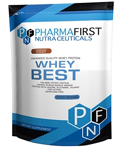 Pharma First Whey Best (3000 грамм)