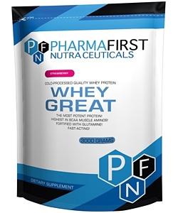 Pharma First Whey Great (3000 грамм)