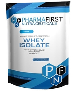 Pharma First Whey Isolate (3000 грамм)
