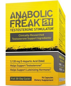 PharmaFreak Anabolic Freak Testosterone Stimulator (96 капсул, 48 порций)
