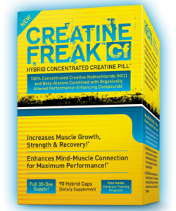 PharmaFreak Creatine Freak (90 капсул, 30 порций)