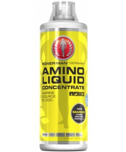 Power Man Amino Liquid Concentrate (1000 мл, 50 порций)