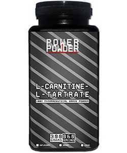 Power Powder L-Carnitine-L-Tartrate (300 грамм)