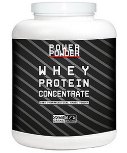 Power Powder Whey Protein Concentrate (2260 грамм)