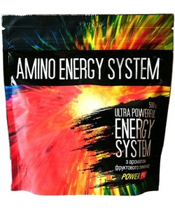 Power Pro Amino Energy system (500 грамм, 50 порций)