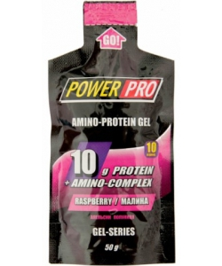 Power Pro Amino-Protein Gel (50 грамм, 1 порция)