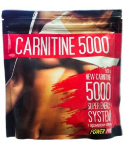 Power Pro Carnitinе 5000 (500 грамм)