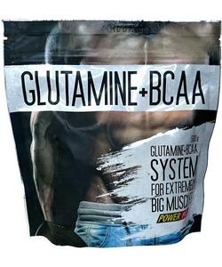 Power Pro Glutamine + ВСАА (500 грамм)
