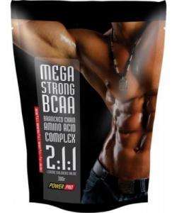 Power Pro Mega Strong BCAA (300 грамм, 60 порций)