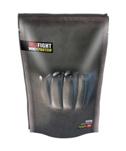 Power Pro Mix Fight Whey Protein (вкус орех (1000 грамм, 25 порций)
