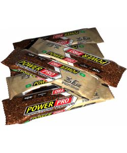 Power Pro Протеиновый батончик 36% Proteine 20х40 g (800 грамм)