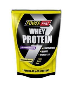 Power Pro Whey Protein (1000 грамм)