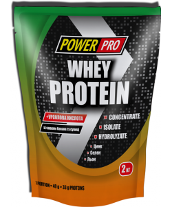 Power Pro Whey Protein (2000 грамм)