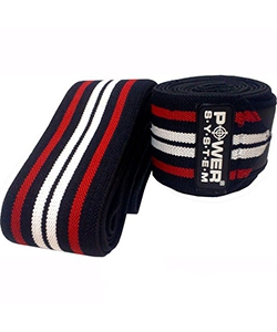 Power System Бинт коленный Knee Wraps PS-3700