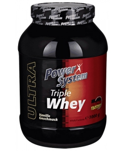 Power System Triple Whey Protein (1000 грамм)