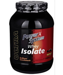 Power System Whey Isolate Protein (1000 грамм)
