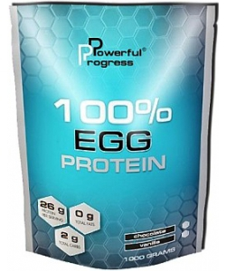 Powerful Progress 100% EGG Protein (1000 грамм, 33 порции)