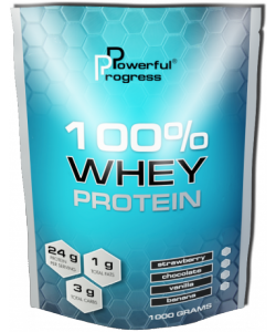 Powerful Progress 100% Whey Protein (1000 грамм, 33 порции)
