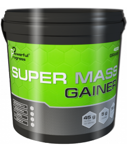 Powerful Progress Super Mass Gainer (4000 грамм)