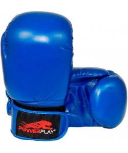 PowerPlay Боксерские перчатки PowerPlay 3004 Blue